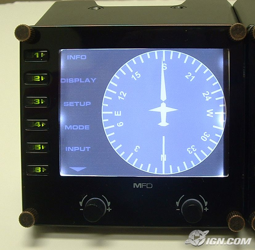 Saitek LCD 2